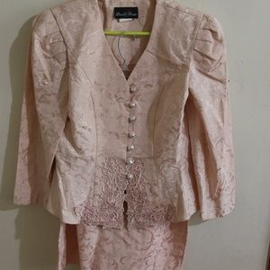 Mother-of-the-Bride 2 Piece Suit